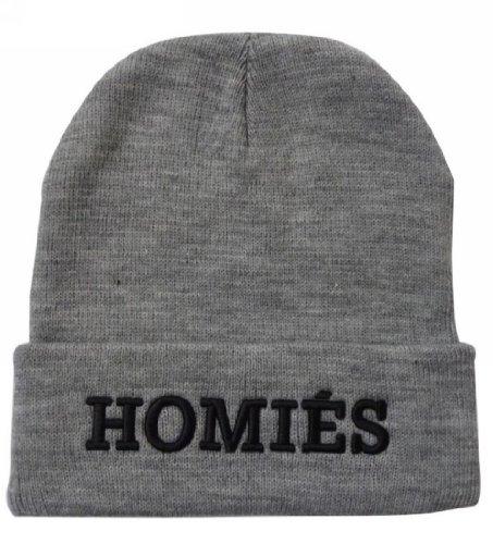 Hip hop homies Beanie hat wool winter warm knitted caps hats for man women#129-14
