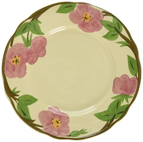 Franciscan Desert Rose Dinnerware 8 Inch Salad (Franciscan Franciscan Desert Rose)