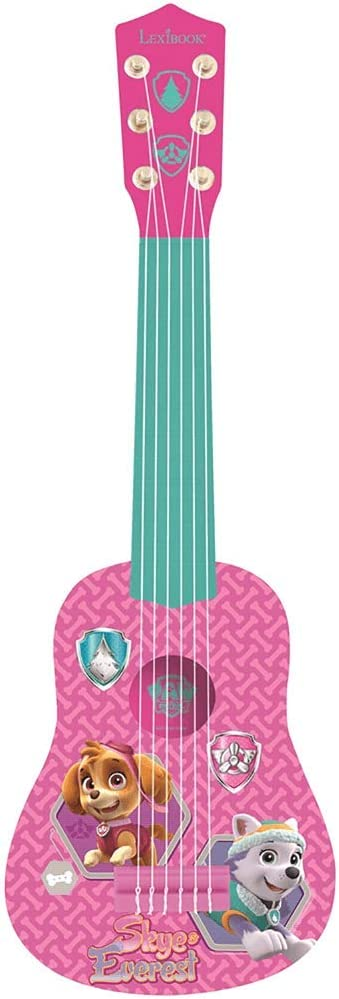 PAW PATROL Mi Primera Guitarra 53cm Girls: Amazon.es: Juguetes y ...