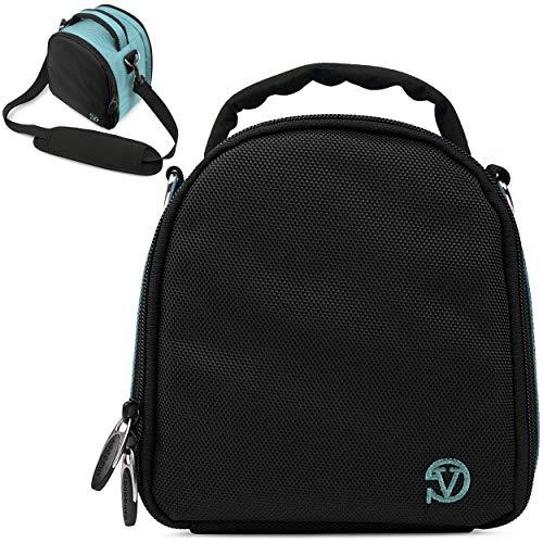- VanGoddy Laurel Sky Blue Carrying Case Bag for Nikon CoolPix Series Compact to Advanced Digital Cameras