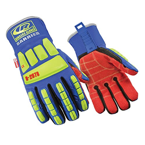 Ringers Gloves 297B Kevloc Gloves with Waterproof Barrier...