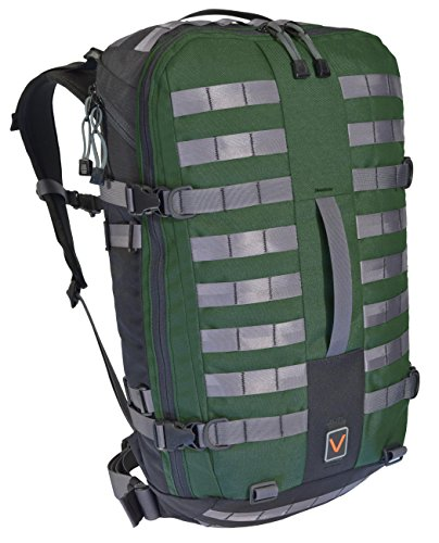 2017VTGR8 Modular Bug Out Bag, Men's Medium, Green