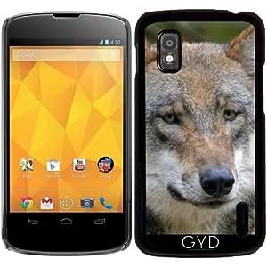 Funda para Google Nexus 4 - Wolf_2014_1217 by JAMFoto