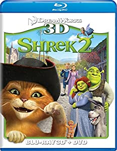 Cover Image for 'Shrek 2 3D'