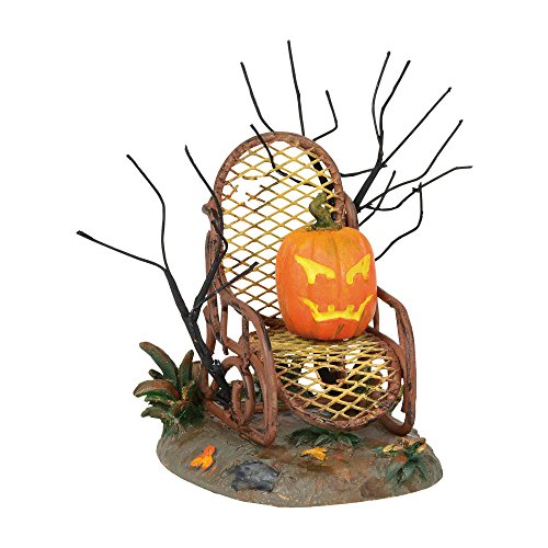 Department 56 6001742 Halloween Village Collections Haunted Porch
