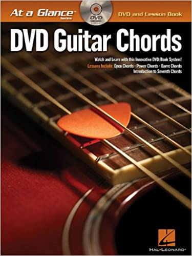 Guitar Chords BK/DVD At a Glance Series DVD and Lesson Book: Chad ...