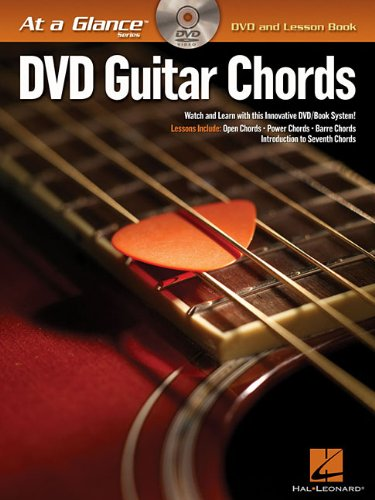 DVD Guitar Chords [With DVD] (At a Glance): Amazon.es: Mike ...