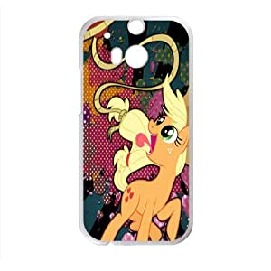 Happy My little pony Case Cover For HTC M8 Case
