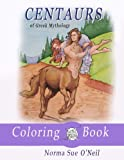 Centaurs of Greek Mythology%3A Coloring ...
