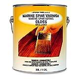 System Three 1850S24 Clear Marine Spar Urethane