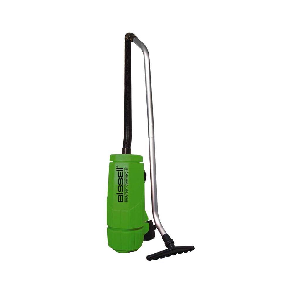 Bissell BGPR06A Green Backpack 6 Qt. Vacuum