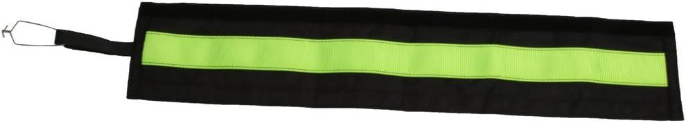 70cm PVC Negro Manguito Protector De Cuerda De Escalada De Montaña