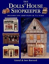 Dolls House Shopkeeper