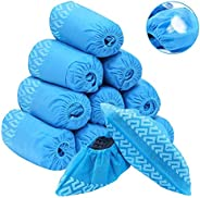 Disposable Shoe Covers-100 Pack-Disposable Hygienic-Non Slip-Durable,Water Resistance, Recyclable,Boot&Sho