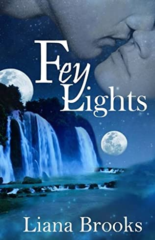 book cover of Fey Lights
