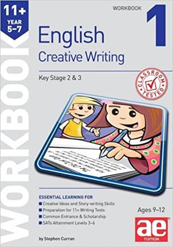 aep creative writing workbooks