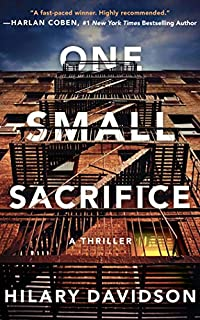 Book Cover: One Small Sacrifice