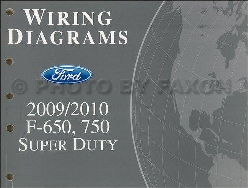 2009-2010 Ford F650-F750 Medium Truck Wiring Diagram Manual Original: Ford:  Amazon.com: Books   Ford F650 Wiring Diagram      Amazon.com