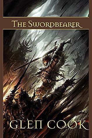 book cover of The Swordbearer