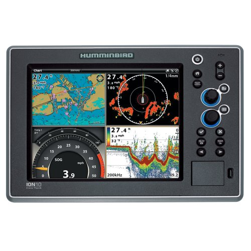 Humminbird 407840-1 ION 10 Preferred Item Multi Function Dis