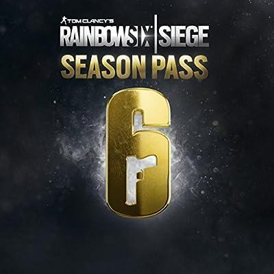 TOM CLANCY'S Rainbow Six SIEGE Season Pass [Online Game Code]