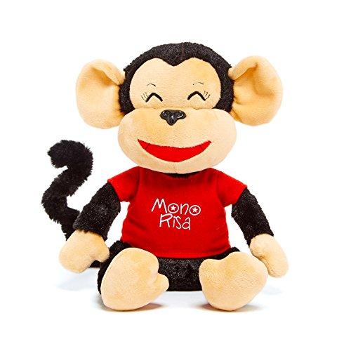 Mono Risa Laughing Monkey Plush Toy (Laughing Monkey Toy)