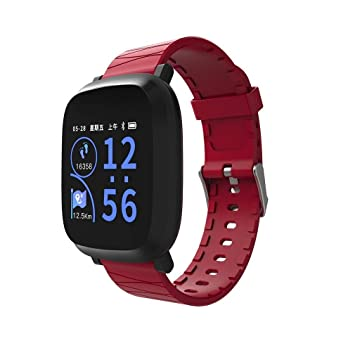 Smartwatch Real-Time Monitor De Frecuencia Cardíaca Podómetro USB ...