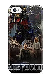 New Arrival Case Cover With SroIUJi19234BSZFA Design For Iphone 4/4s- Optimus Prime