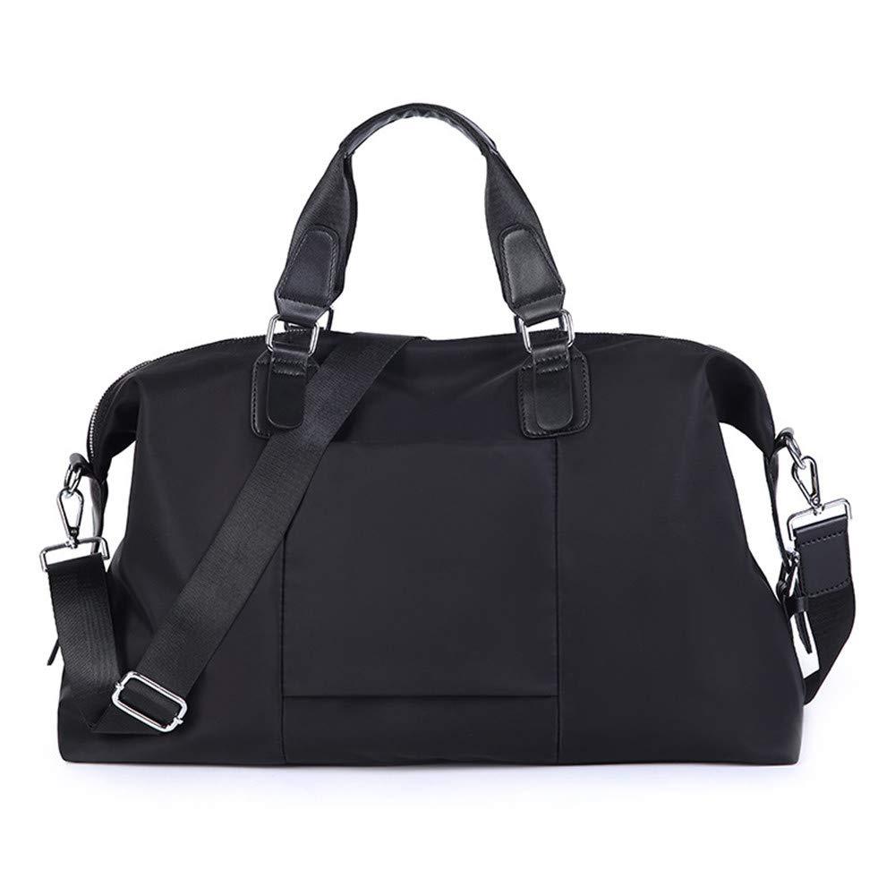 Unisex Travel Duffel Weekender Bag Unisex Men and Women Portable Weekend Overnight Travel Bag Gym Sports Duffel Tote Luggage Holdall Waterproof Handbag Shoulder Bags with Shoulder Straps Gym Tote Bag