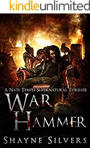 War Hammer: A Nate Temple Supernatural Thriller Book 8 (The Temple Chronicles)