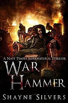 Amazon war hammer a nate temple supernatural thriller book 8 war hammer a nate temple supernatural thriller book 8 the temple chronicles by fandeluxe Gallery