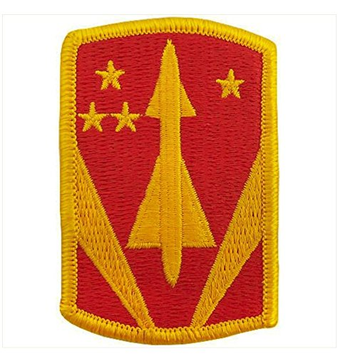 Vanguard Army Patch: 31ST AIR Defense Artillery - Color