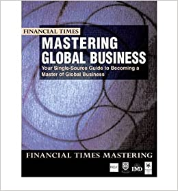 Book [(Mastering Global Business: Your Single Source Guide to Becoming a Master of Global Business )] [Author: HEC] [Oct-1998]