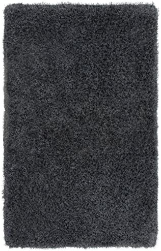 Vista Living Claudia Shag Area Rug 3.5 ft. x 5.5 ft