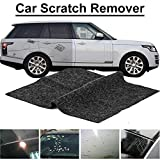 GLISTON Car Scratch Remover Kit, Magic Paint Scratch Removal Cloth Suitable for Repairing
