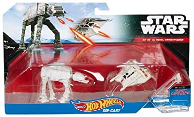 Hot Wheels Star Wars Starship 2-Pack