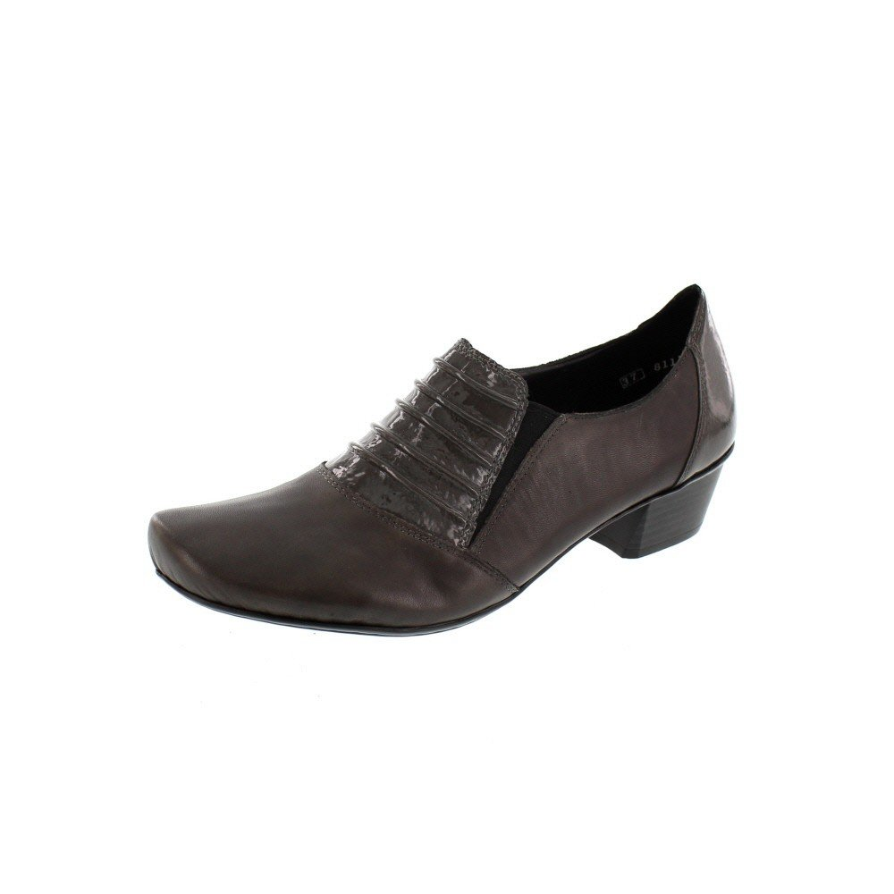 RIEKER Zapatilla 53862-45 - grey 36 EU|Grey