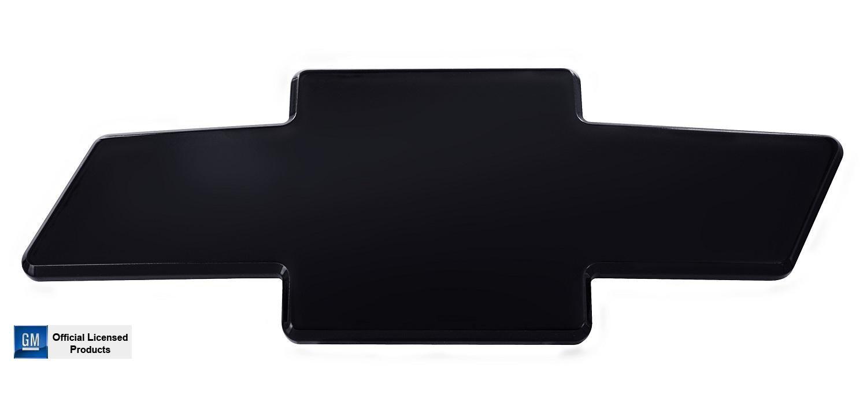 2018 chevrolet bowtie. interesting bowtie amazoncom 2015 new body style chevrolet colorado black bowtie tailgate  emblem by ami automotive inside 2018 chevrolet bowtie e