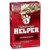 Betty Crocker Hamburger Helper, Stroganoff Hamburger Helper, 6.4 Oz Box (Pack of 12)