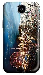April Customize - Samsung Galaxy S4 Case - Coney Island Ferris Wheel