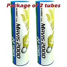 Yonex Mavis 2000 Nylon Tournament Shuttle (1/2 dz tube)
