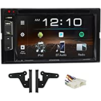 Kenwood DVD/iPhone/Android/Bluetooth Player Receiver For 2000-2005 Toyota Echo