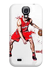 Galaxy S4 Cover Case - Eco-friendly Packaging(blake Griffin)