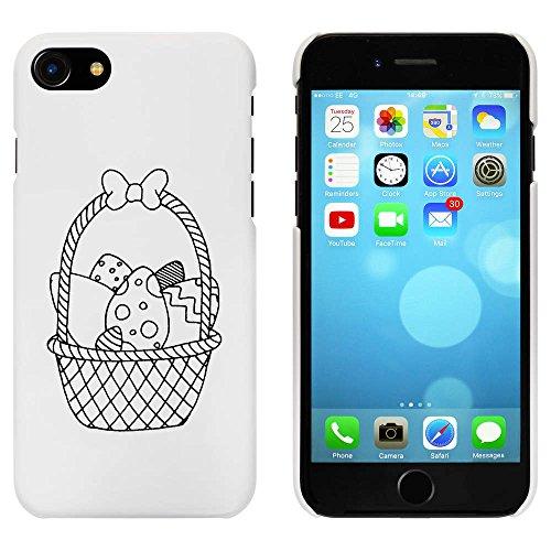 Weiß 'Korb der Eier' Hülle für iPhone 7 (MC00062118)
