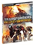 Transformers - Fall of Cybertron, BradyGames Staff, 0744014212