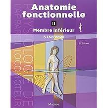 Anatomie Fonctionnelle T.2 - Membre Inferieur 6e Ed.