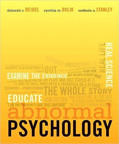 Amazon abnormal psychology 9780132216128 deborah c beidel amazon abnormal psychology 9780132216128 deborah c beidel cynthia m bulik melinda a stanley books fandeluxe Choice Image