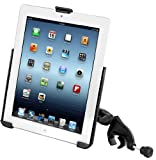 Ram Mount Yoke C-Clamp Mount for Apple iPad (RAM-B-121-AP8U)