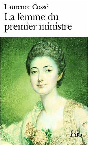 La femme du premier ministre - Laurence Cossé sur Bookys