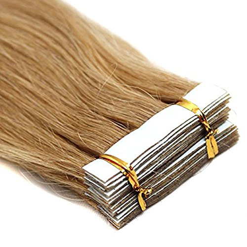 Quality Double Human Extensions Blonde product image